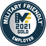 Military Friendly Employer - 2021