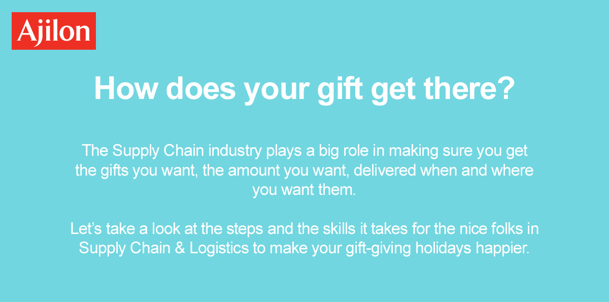 Infographic: How Supply Chain and Logistics Jobs Help Make